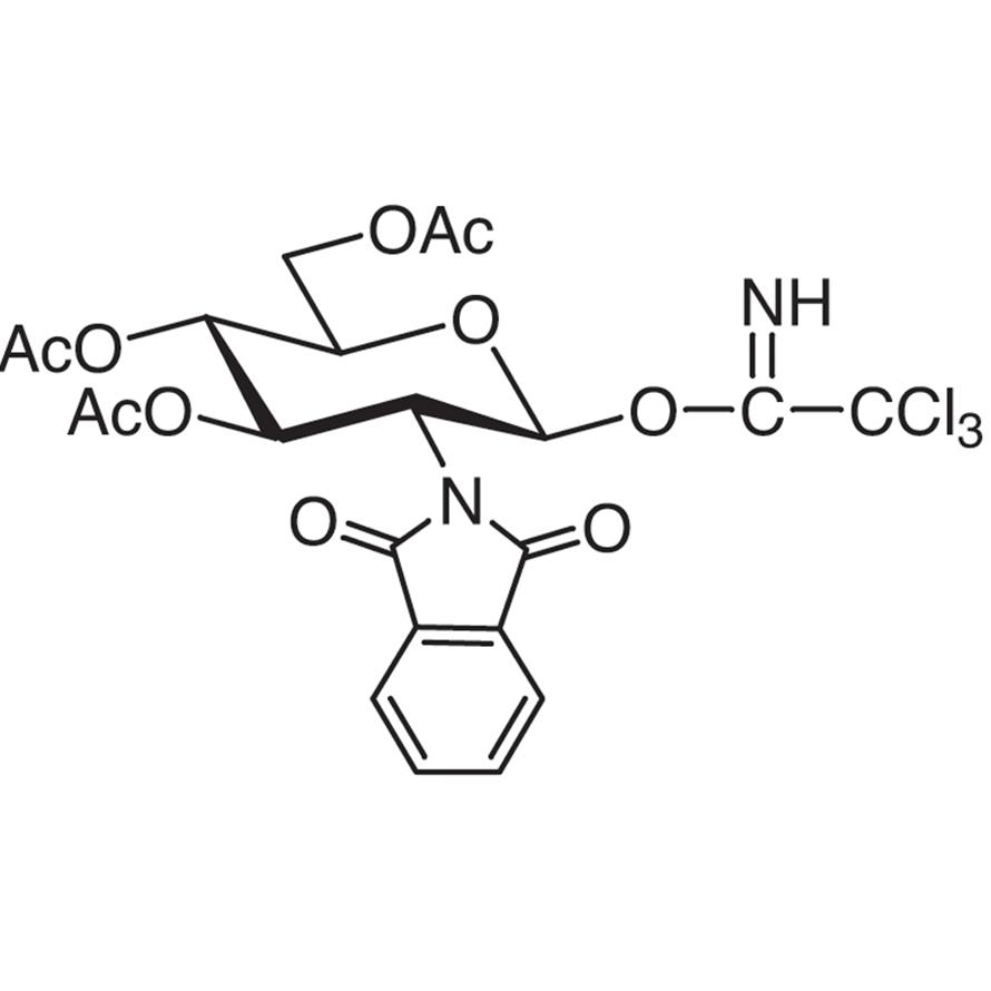 3,4,6-Tri-O-acetyl-2-deoxy-2-phthalimido--D-glucopyranosyl 2,2,2-Trichloroacetimidate