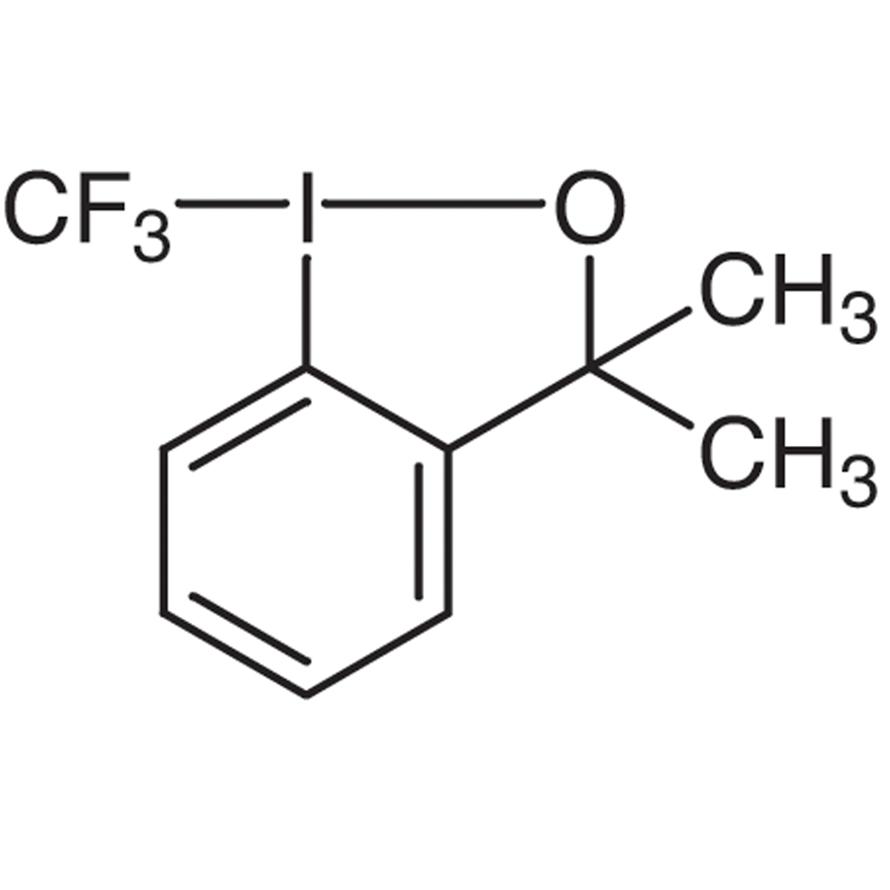 1-Trifluoromethyl-3,3-dimethyl-1,2-benziodoxole