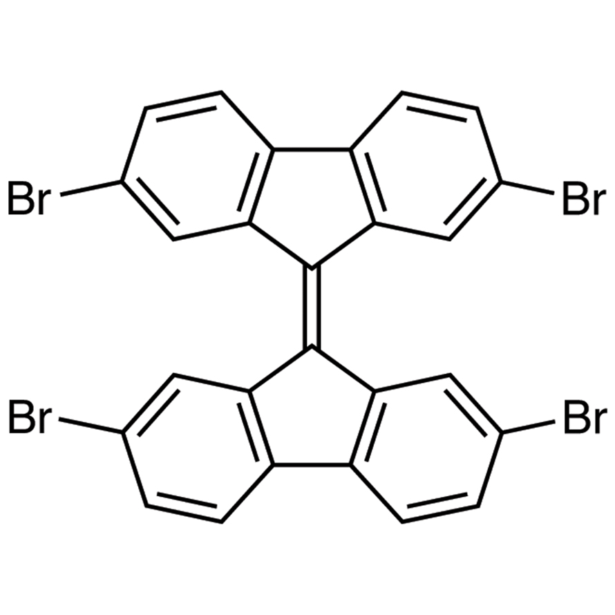 2,2',7,7'-Tetrabromo-9,9'-bifluorenylidene