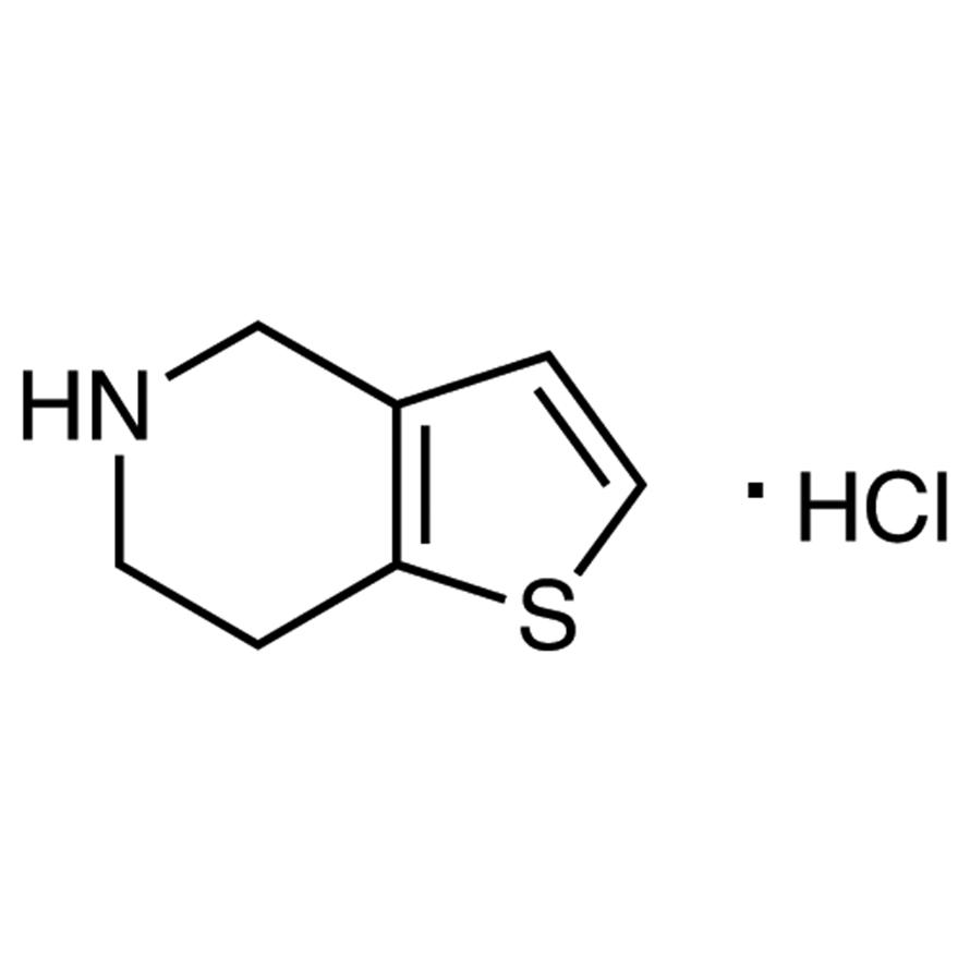 4,5,6,7-Tetrahydrothieno[3,2-c]pyridine Hydrochloride