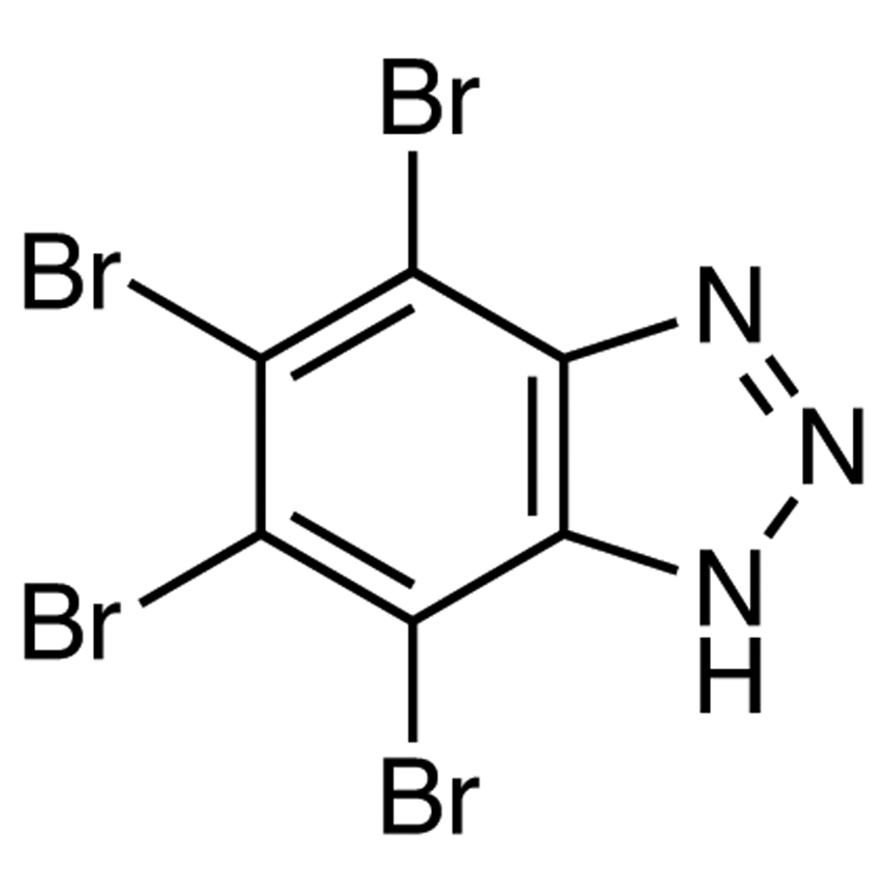 4,5,6,7-Tetrabromobenzotriazole