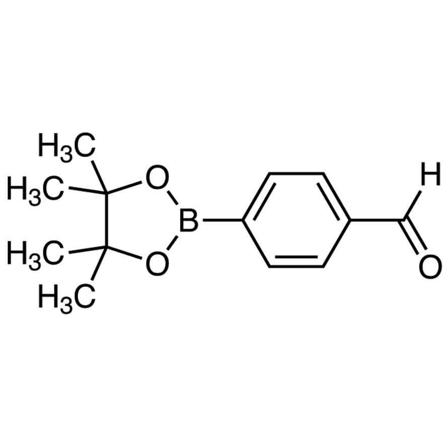 4-(4,4,5,5-Tetramethyl-1,3,2-dioxaborolan-2-yl)benzaldehyde