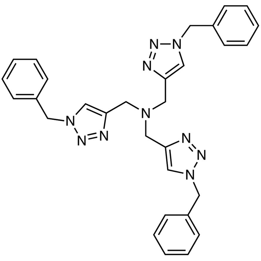 Tris[(1-benzyl-1H-1,2,3-triazol-4-yl)methyl]amine