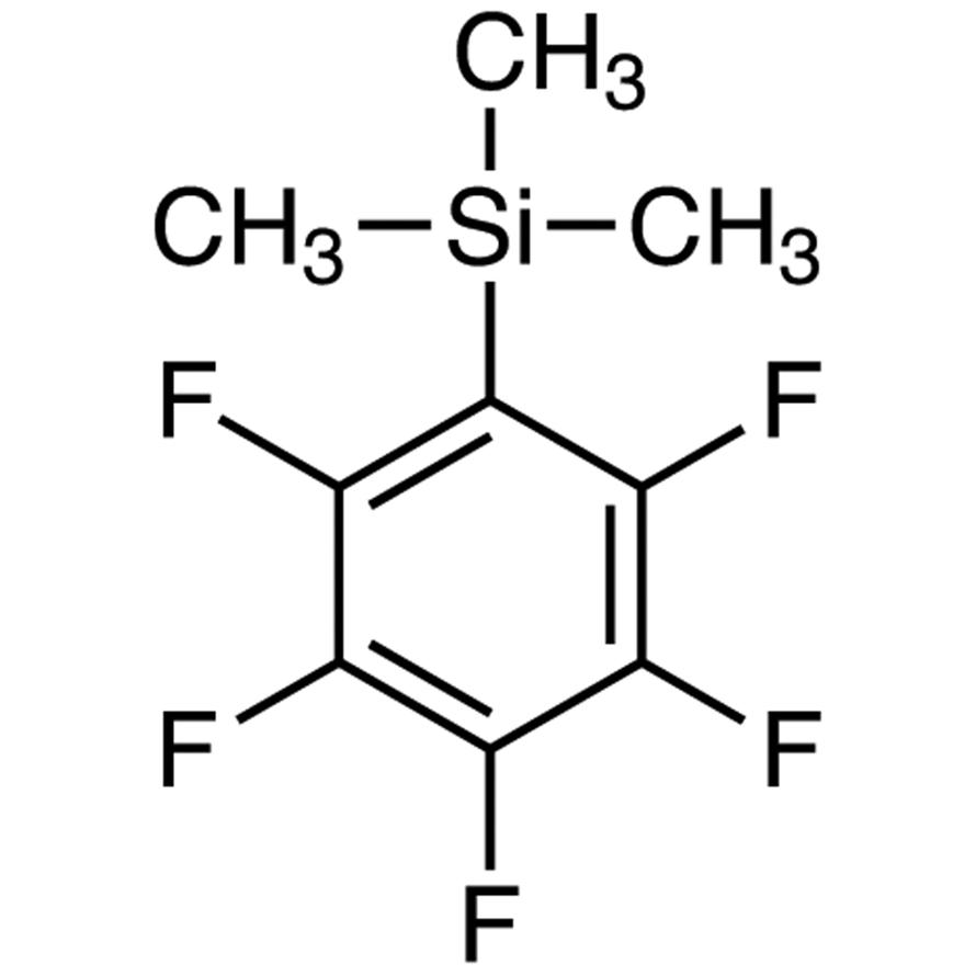 Trimethyl(pentafluorophenyl)silane