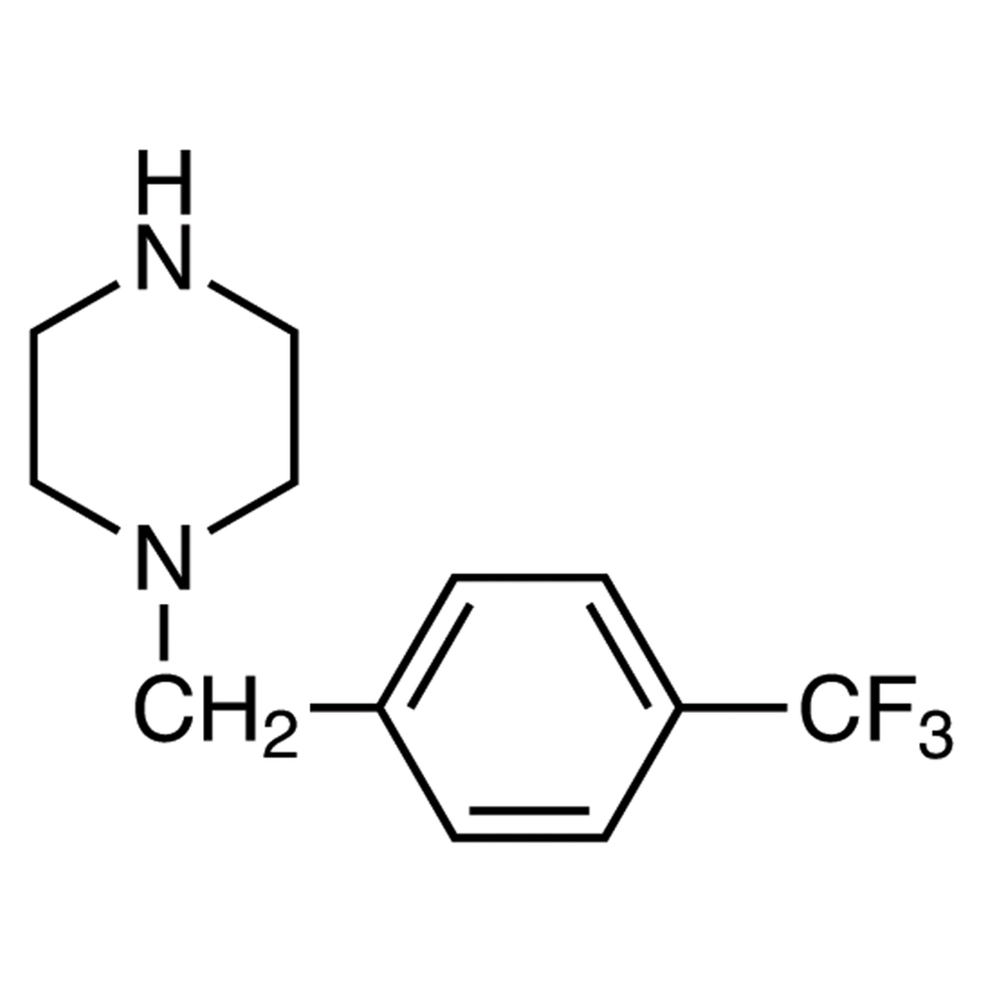 1-(4-Trifluoromethylbenzyl)piperazine
