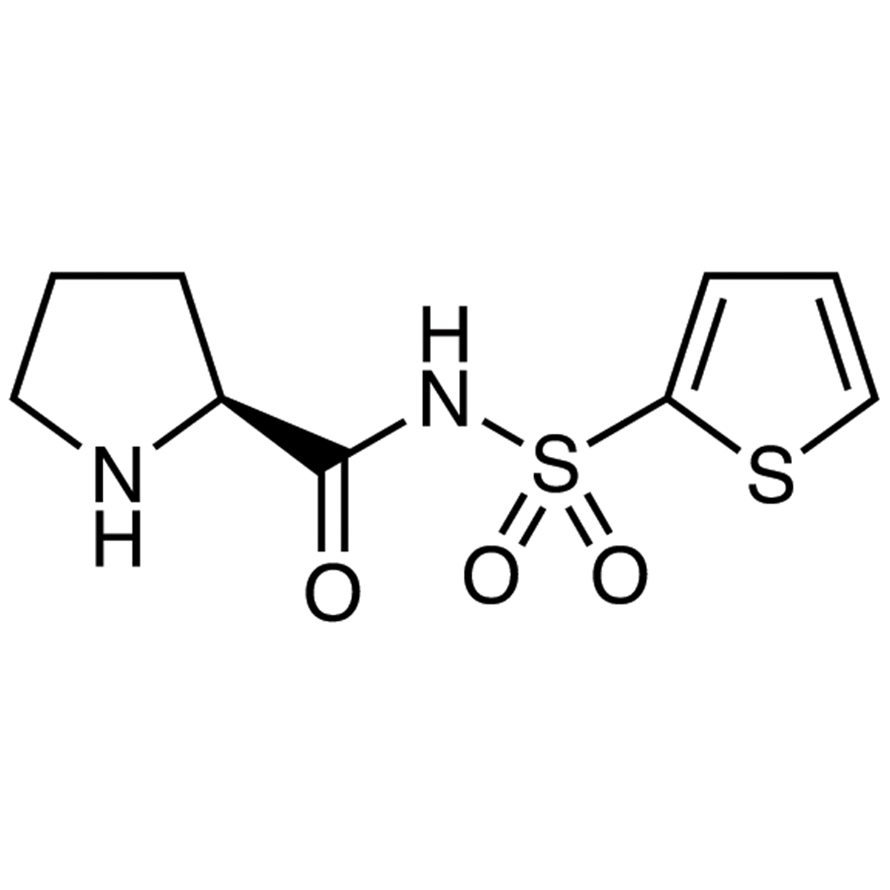 N-(2-Thiophenesulfonyl)-L-prolinamide