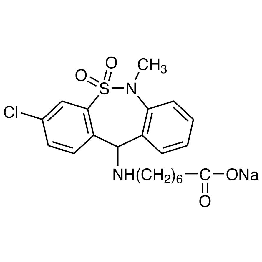 Tianeptine Sodium Salt Hydrate