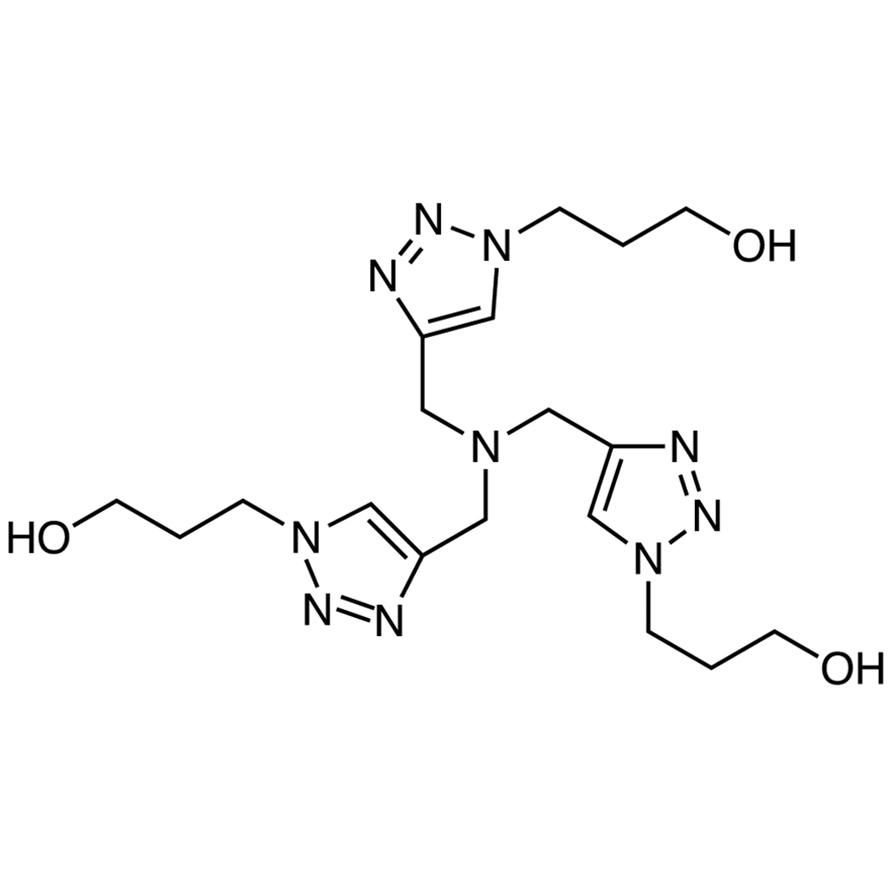 Tris(3-hydroxypropyltriazolylmethyl)amine