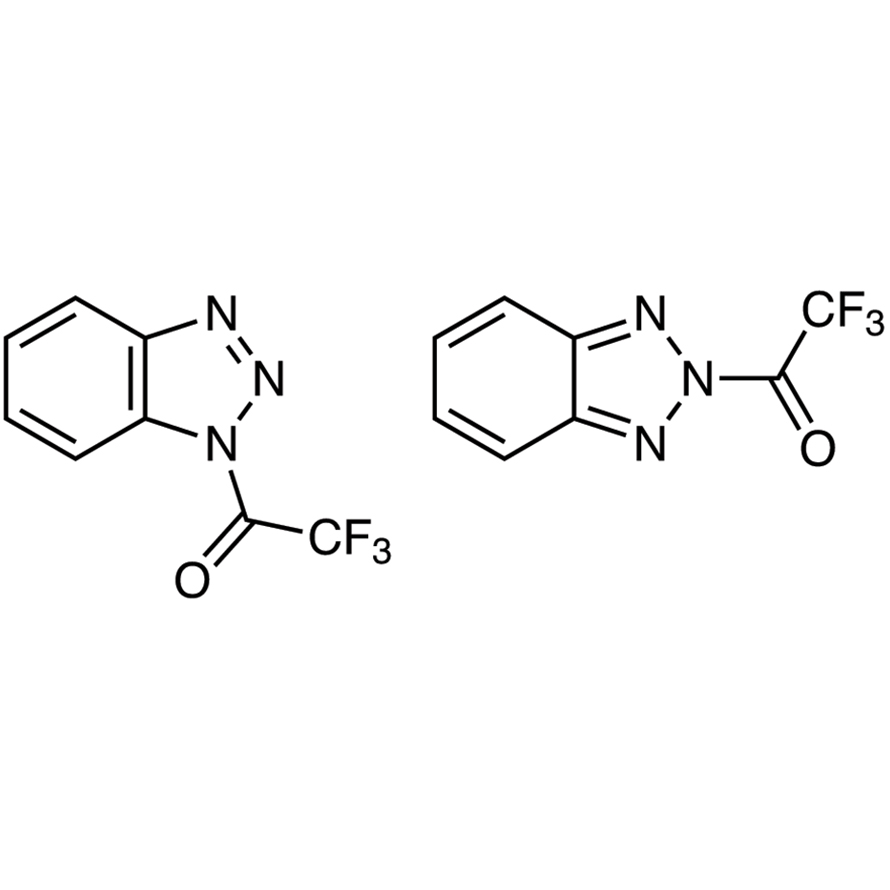 (Trifluoroacetyl)benzotriazole (mixture of 1H- and 2H- isomers)