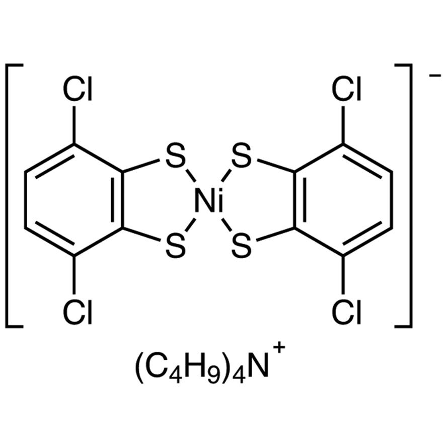 Tetrabutylammonium Bis(3,6-dichloro-1,2-benzenedithiolato)nickelate