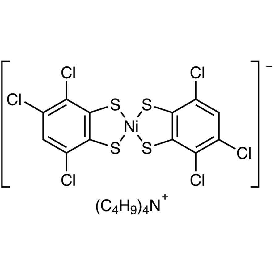Tetrabutylammonium Bis(3,4,6-trichloro-1,2-benzenedithiolato)nickelate