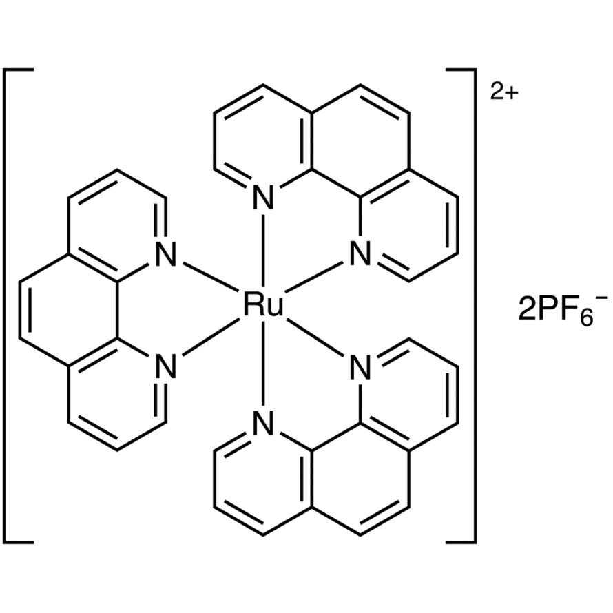 Tris(1,10-phenanthroline)ruthenium(II) Bis(hexafluorophosphate)