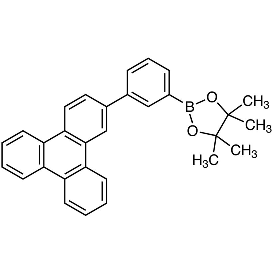 4,4,5,5-Tetramethyl-2-[3-(triphenylen-2-yl)phenyl]-1,3,2-dioxaborolane
