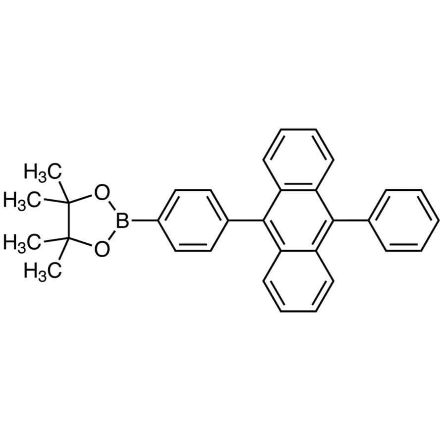 4,4,5,5-Tetramethyl-2-[4-(10-phenylanthracen-9-yl)phenyl]-1,3,2-dioxaborolane