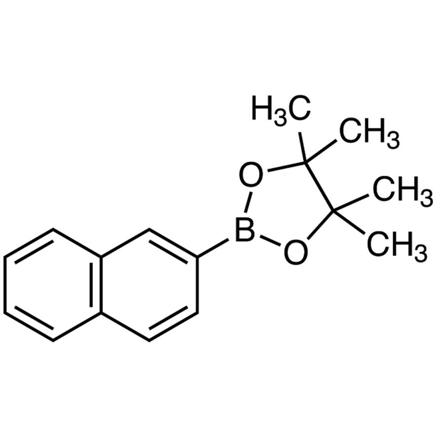 4,4,5,5-Tetramethyl-2-(2-naphthyl)-1,3,2-dioxaborolane