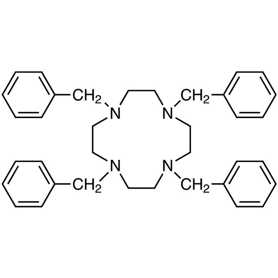 1,4,7,10-Tetrabenzyl-1,4,7,10-tetraazacyclododecane