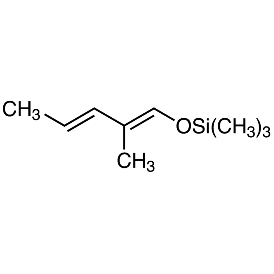 Trimethyl[[(1E,3E)-2-methylpenta-1,3-dien-1-yl]oxy]silane