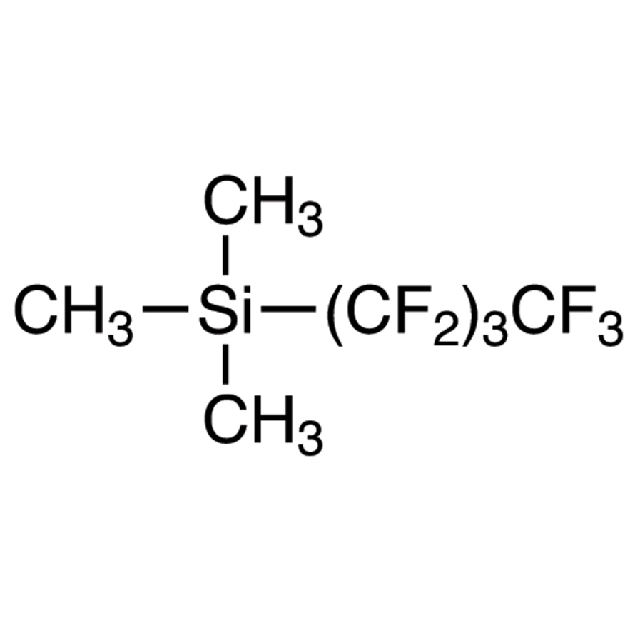 Trimethyl(nonafluorobutyl)silane