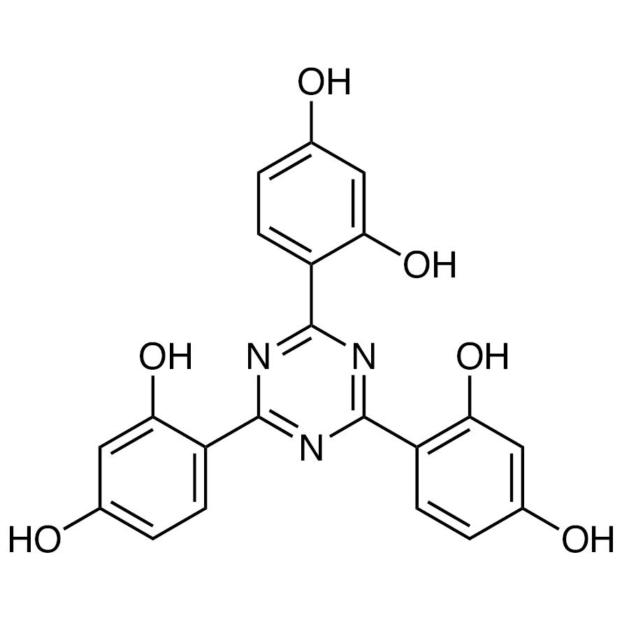 2,4,6-Tris(2,4-dihydroxyphenyl)-1,3,5-triazine