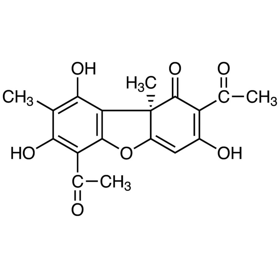 (+)-Usnic Acid