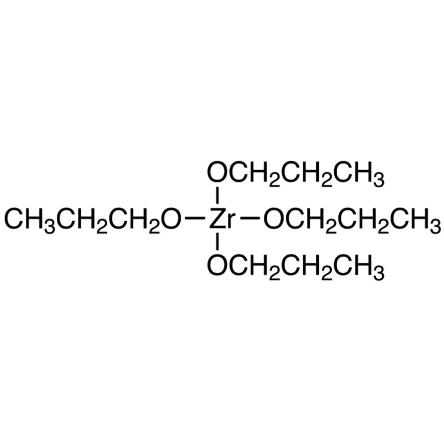 Zirconium(IV) Propoxide (ca. 70% in 1-Propanol)