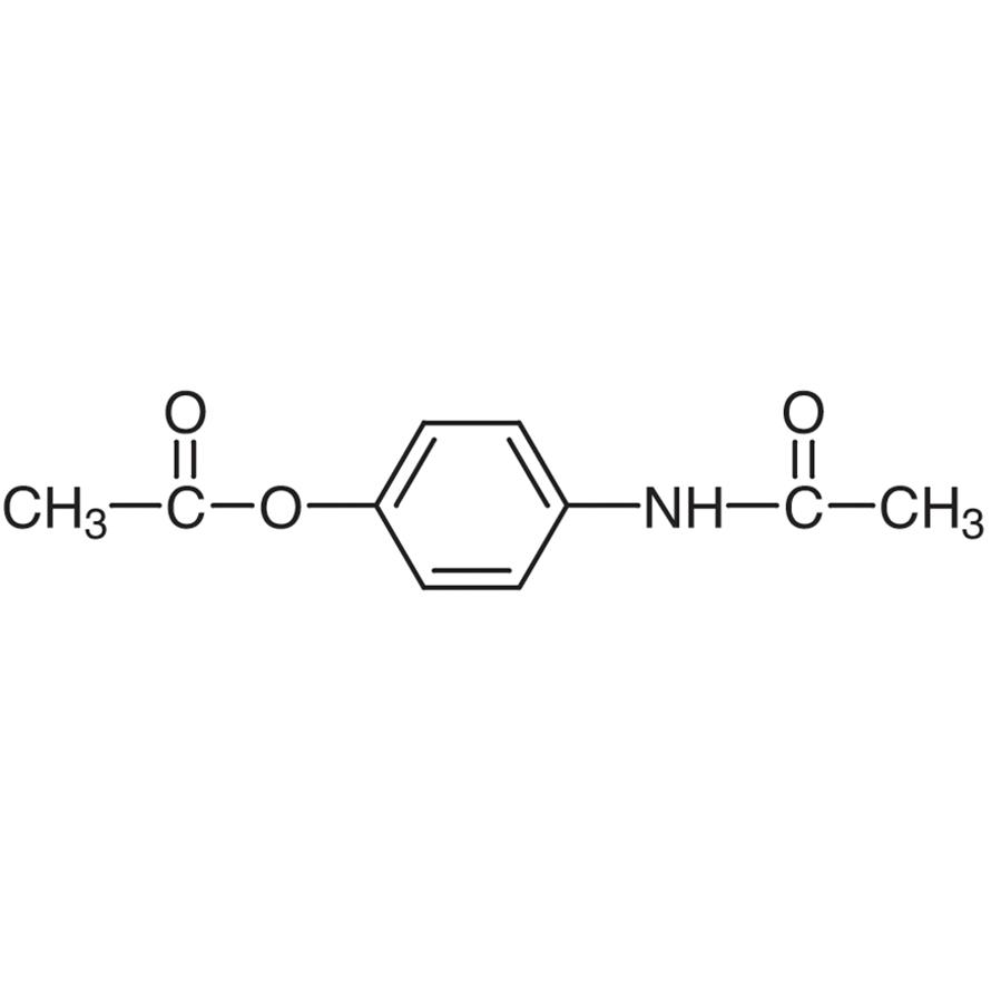 4'-Acetoxyacetanilide