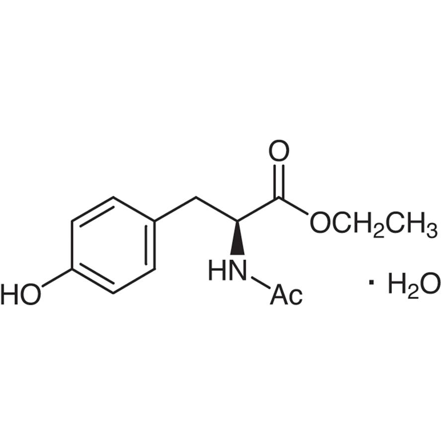 N-Acetyl-L-tyrosine Ethyl Ester Monohydrate