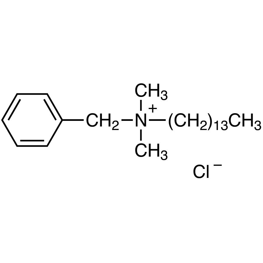 Benzyldimethyltetradecylammonium Chloride