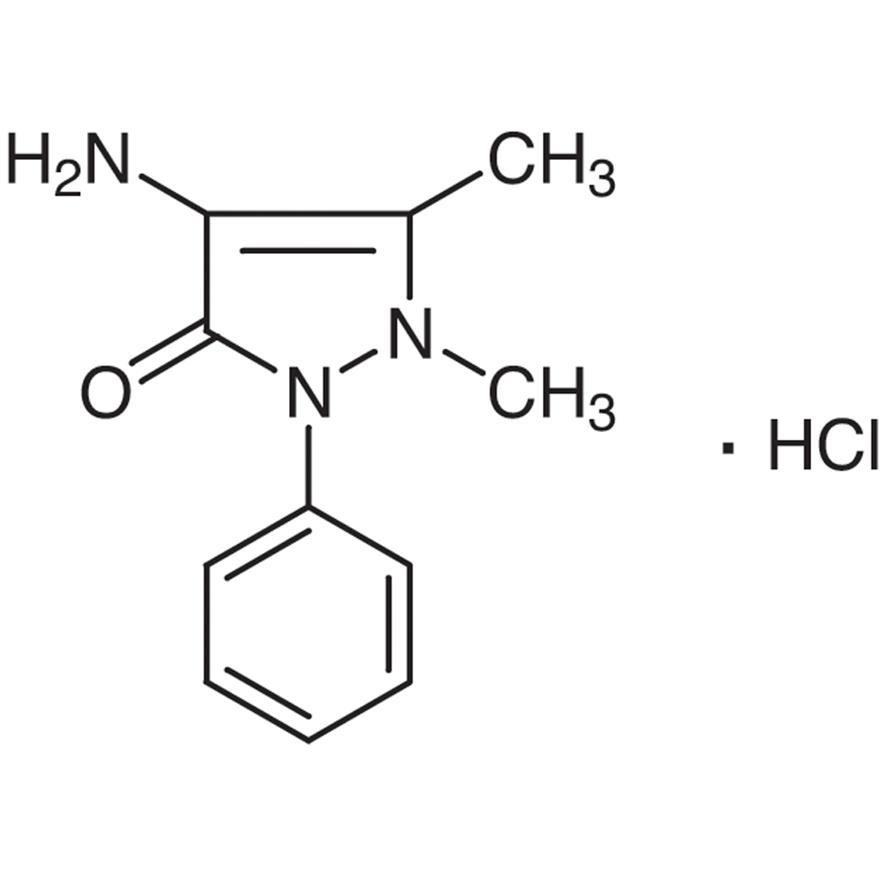 4-Aminoantipyrine Hydrochloride [for Biochemical Research]
