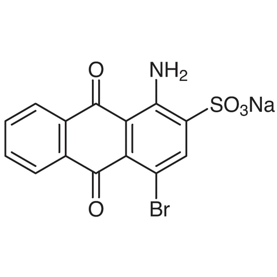 1-Amino-4-bromoanthraquinone-2-sulfonic Acid Sodium Salt