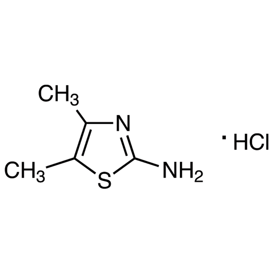 2-Amino-4,5-dimethylthiazole Hydrochloride