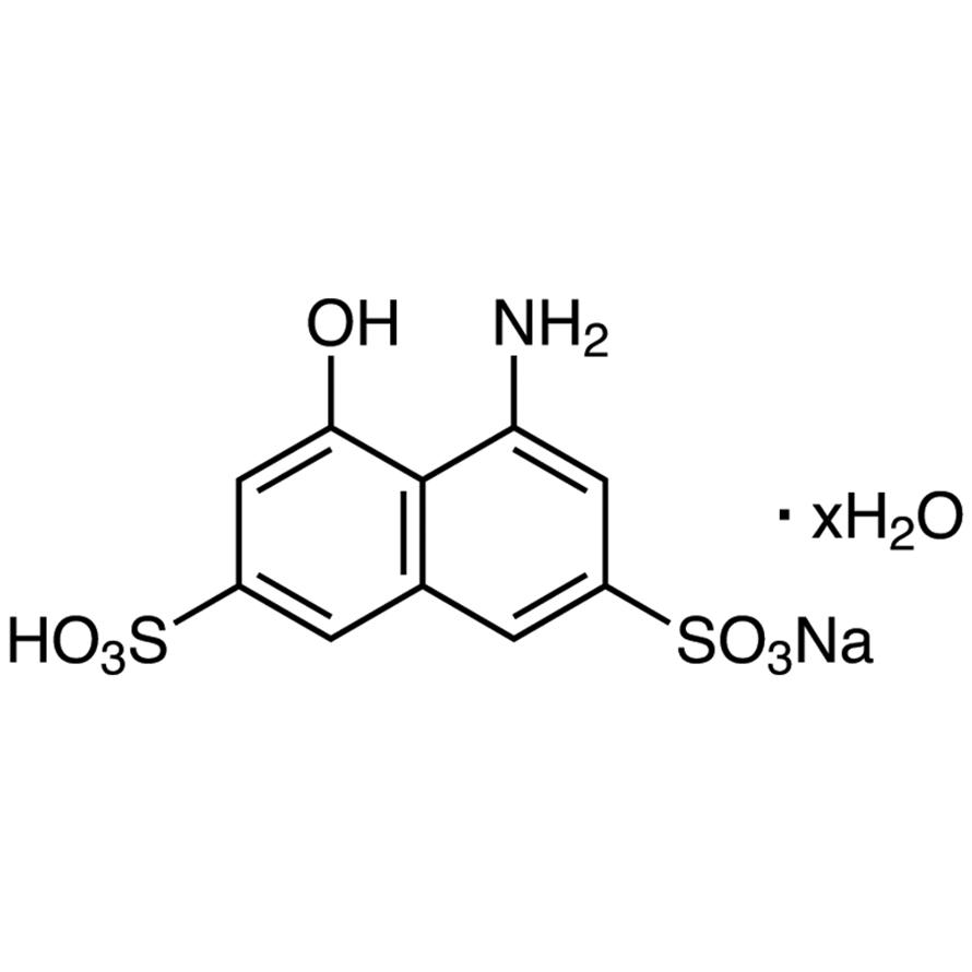 Sodium 4-Amino-5-hydroxy-2,7-naphthalenedisulfonate Hydrate