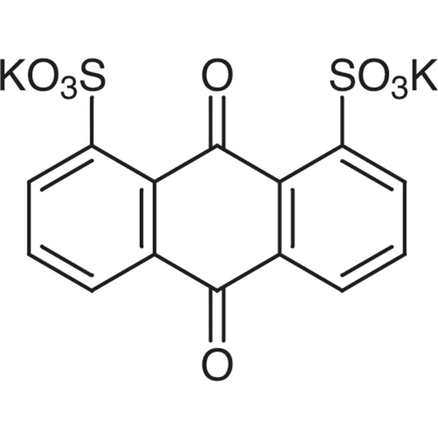 Dipotassium Anthraquinone-1,8-disulfonate