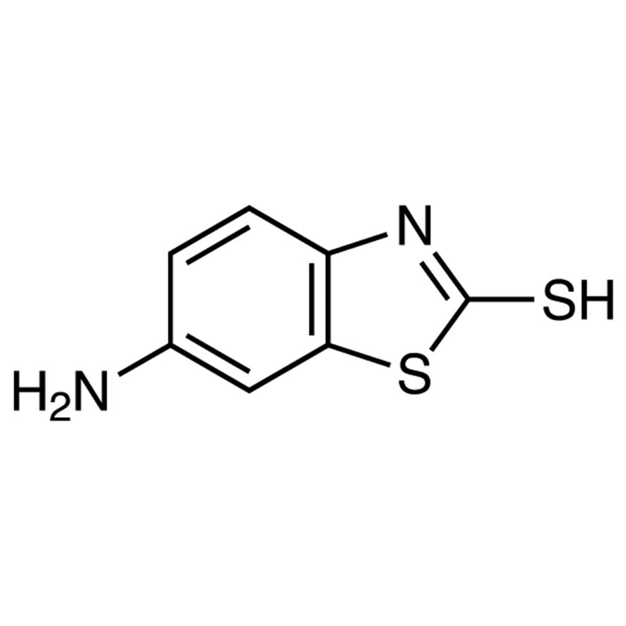 6-Amino-2-mercaptobenzothiazole