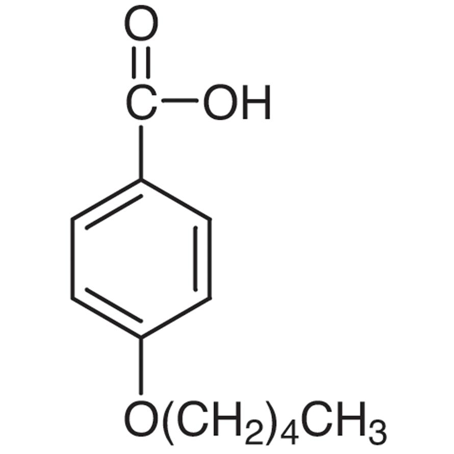 4-Amyloxybenzoic Acid