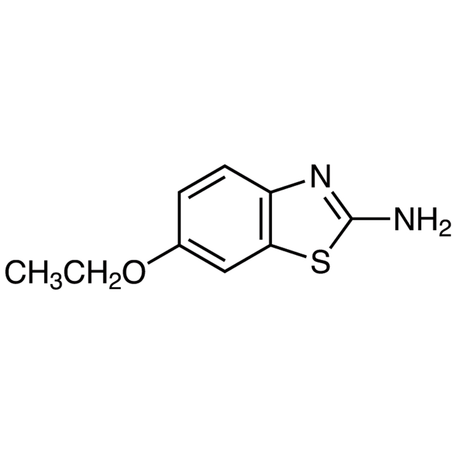 2-Amino-6-ethoxybenzothiazole