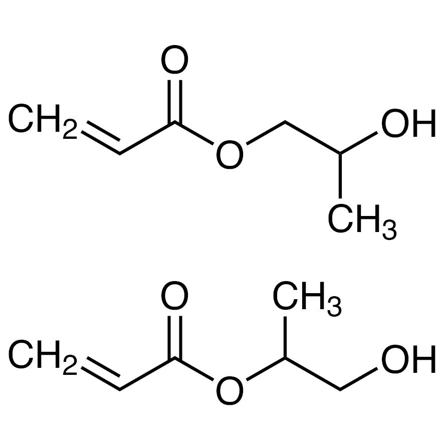 Hydroxypropyl Acrylate (mixture of 2-Hydroxypropyl and 2-Hydroxy-1-methylethyl Acrylate) (stabilized with MEHQ)