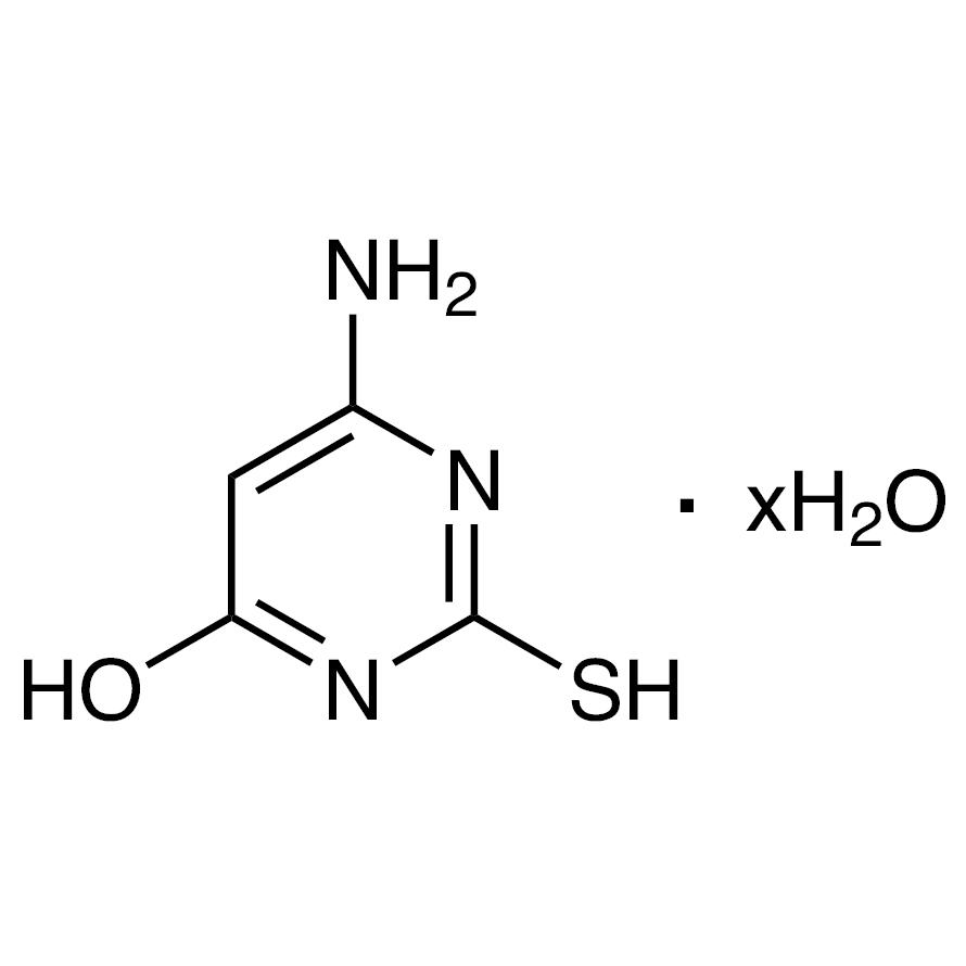4-Amino-6-hydroxy-2-mercaptopyrimidine Hydrate