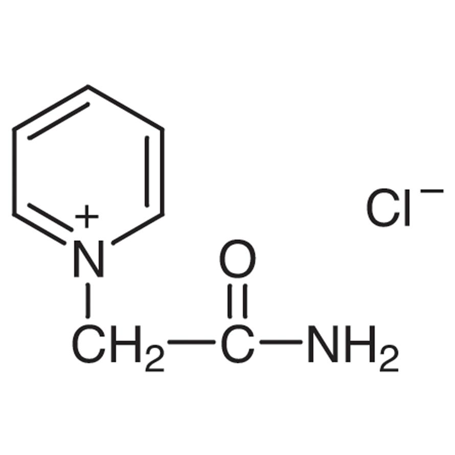 1-(Carbamoylmethyl)pyridinium Chloride