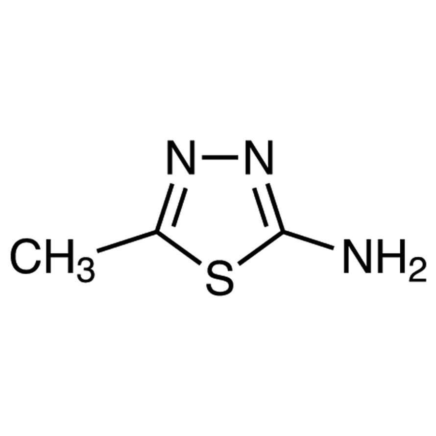 2-Amino-5-methyl-1,3,4-thiadiazole
