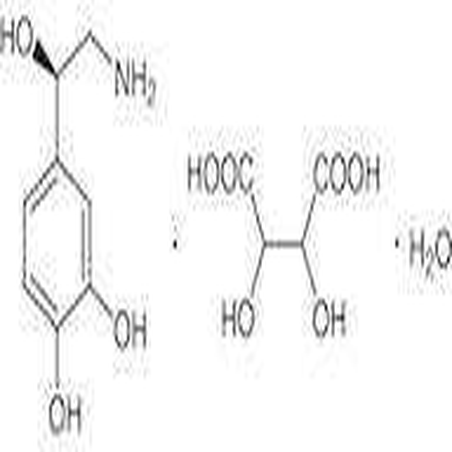 L-Noradrenaline Bitartrate Monohydrate