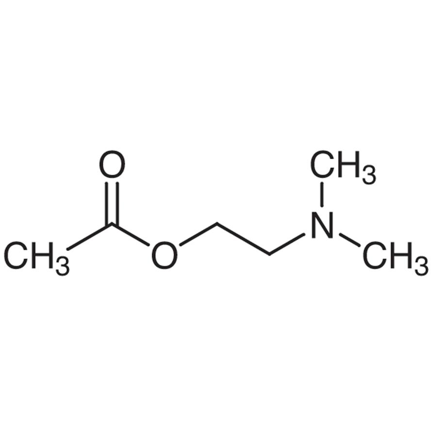 2-(Dimethylamino)ethyl Acetate