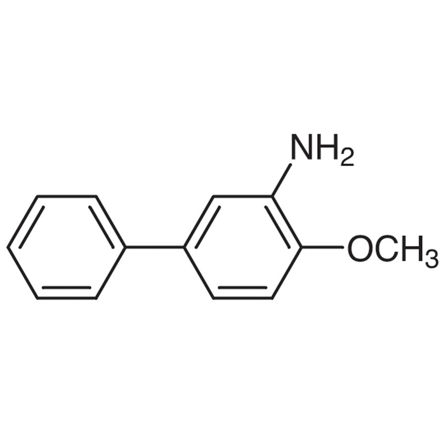 3-Amino-4-methoxybiphenyl