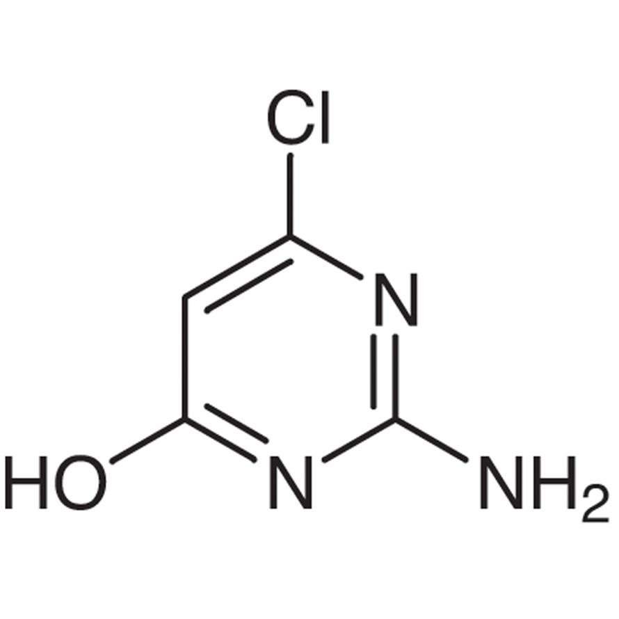 2-Amino-4-chloro-6-hydroxypyrimidine