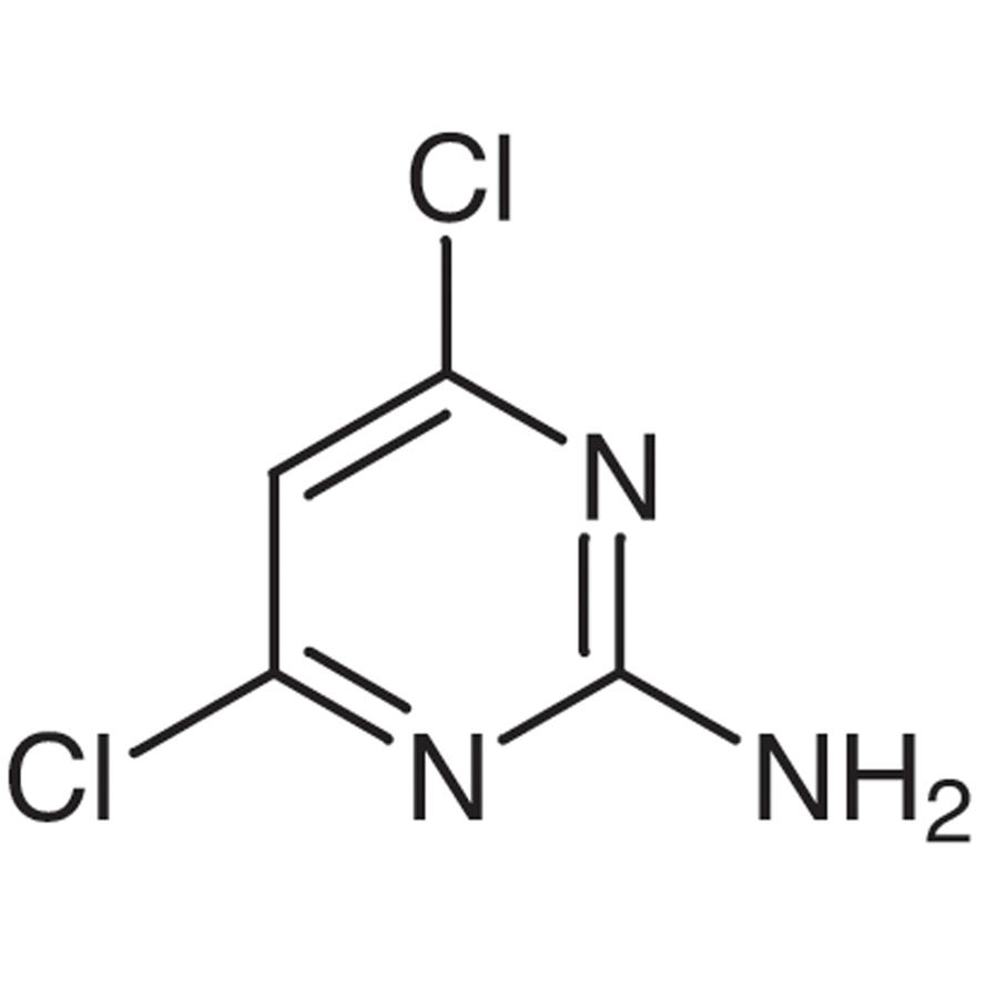 2-Amino-4,6-dichloropyrimidine
