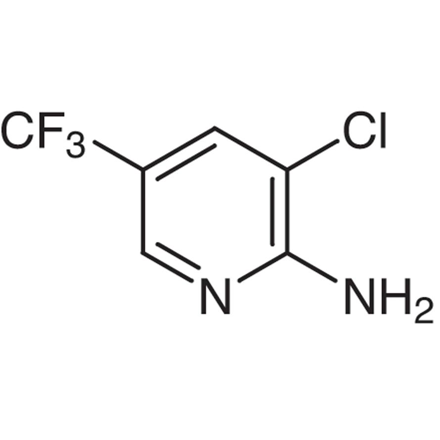 2-Amino-3-chloro-5-trifluoromethylpyridine