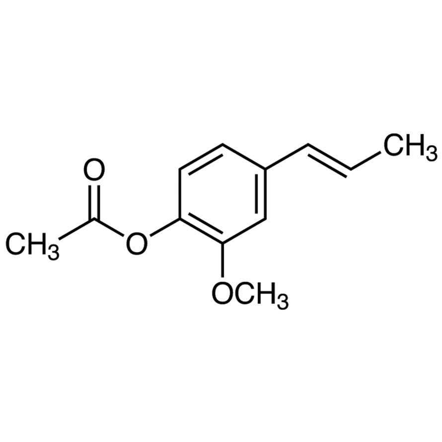 1-Acetoxy-2-methoxy-4-[(E)-1-propenyl]benzene