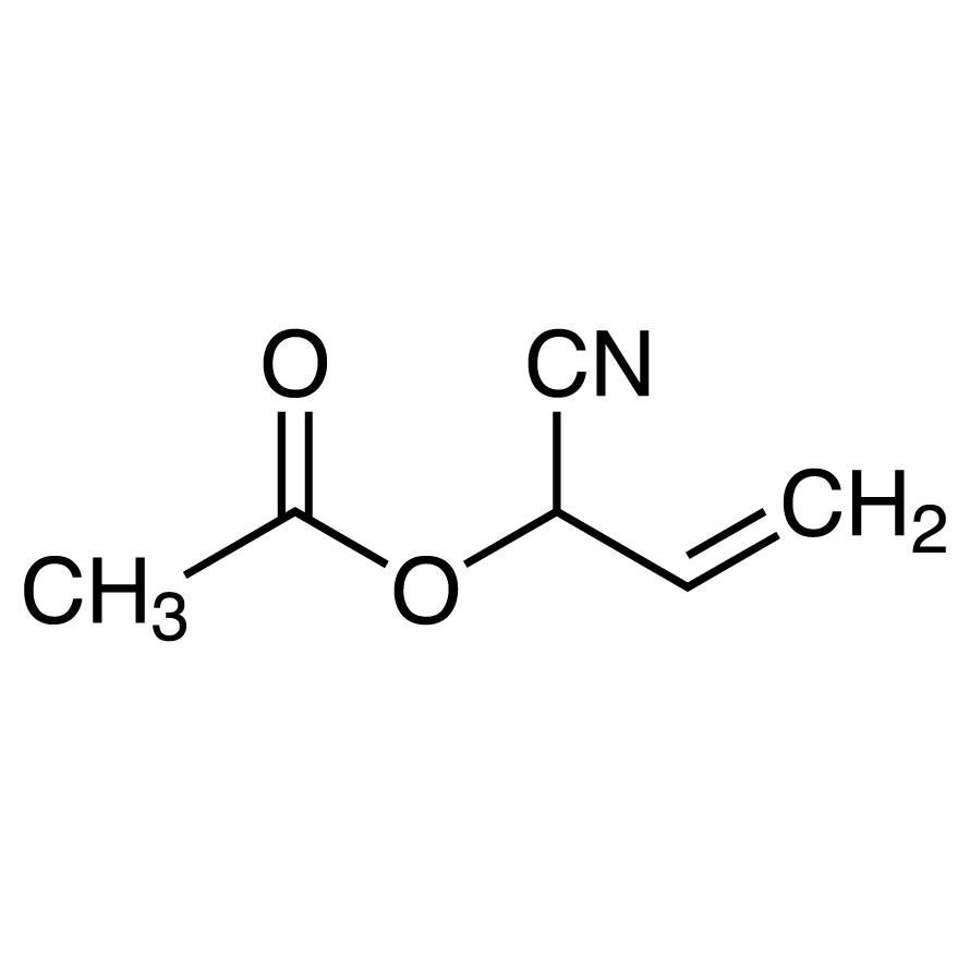 1-Cyano-2-propenyl Acetate