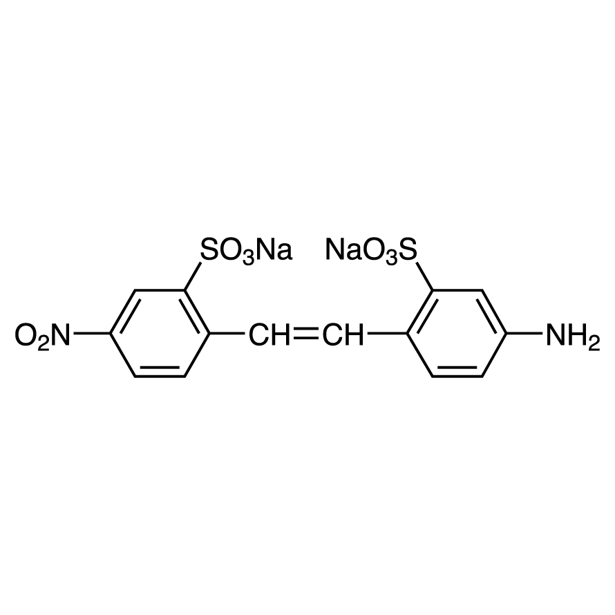 Disodium 4-Amino-4'-nitrostilbene-2,2'-sulfonate