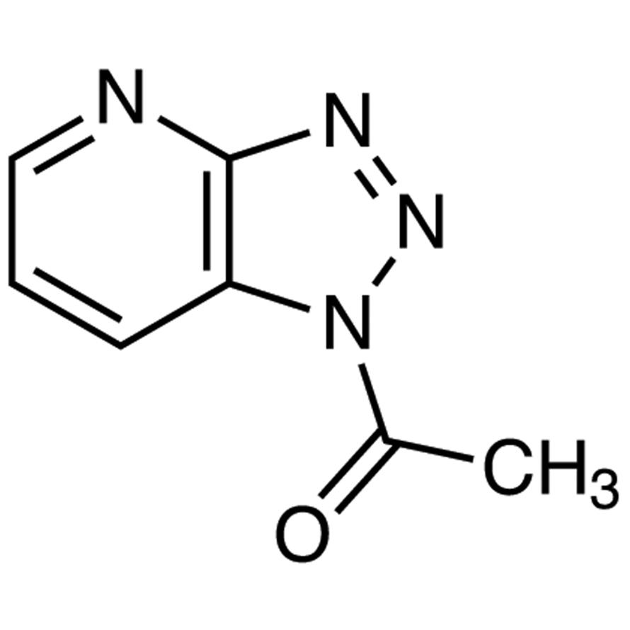 1-Acetyl-1H-1,2,3-triazolo[4,5-b]pyridine